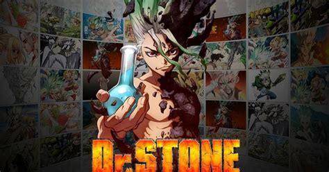 dr stone revela imagen promocional de su segunda temporada