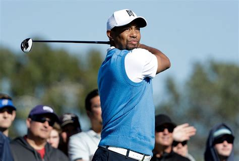 Tiger Woods trying to stick at Torrey Pines - silive.com