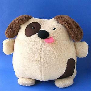 Meet Buster! And make your own cute dog stuffed animal ...