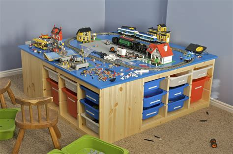 kmart furniture kitchen table lego storage clean and scentsible