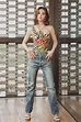 蔡依林透膚裙險露腿根 曝「真實身高」維基百科也證實 - 星光 - 時尚