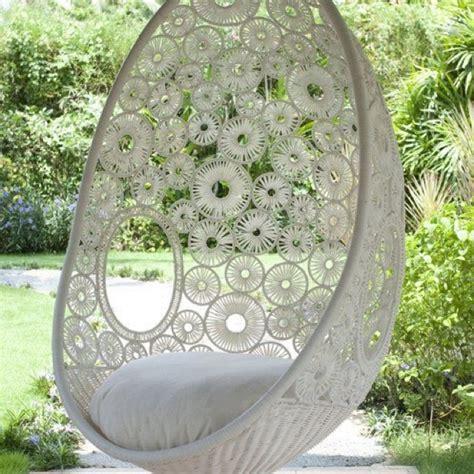 crochet swing chair inspiratie creatief