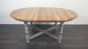 Esstisch Massivholz Günstig : kleiner runder esstisch zum ausziehen tisch mit 4 ~ Watch28wear.com Haus und Dekorationen