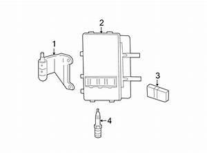 Dodge Dakota Engine Control Module  4 7 Liter  Manual