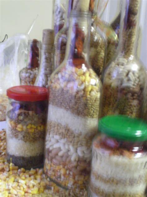 decorative grain bottles  bottle jar decorating