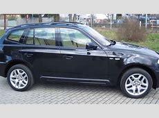 ** BMW X3 E83 LIFT MPAKIET Black Sapphire Metallic