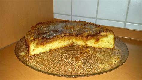 Altbadischer Zimt-zucker-kuchen Aus Hefeteig