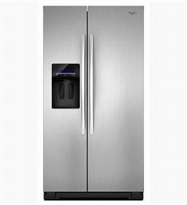 Whirlpool Refrigerator Brand: Whirlpool GSF26C4EXS Gold ...