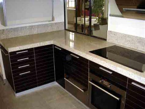 plaque granit cuisine cuisine granit beige chaios com