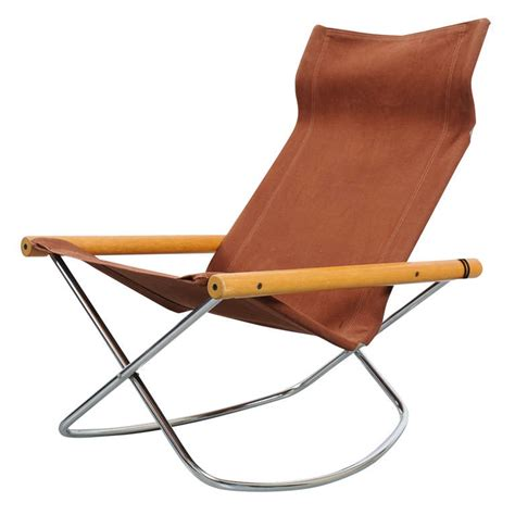 takeshi nii quot ny quot folding rocking chair
