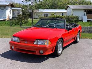 1987 Ford Mustang for Sale | ClassicCars.com | CC-1331055