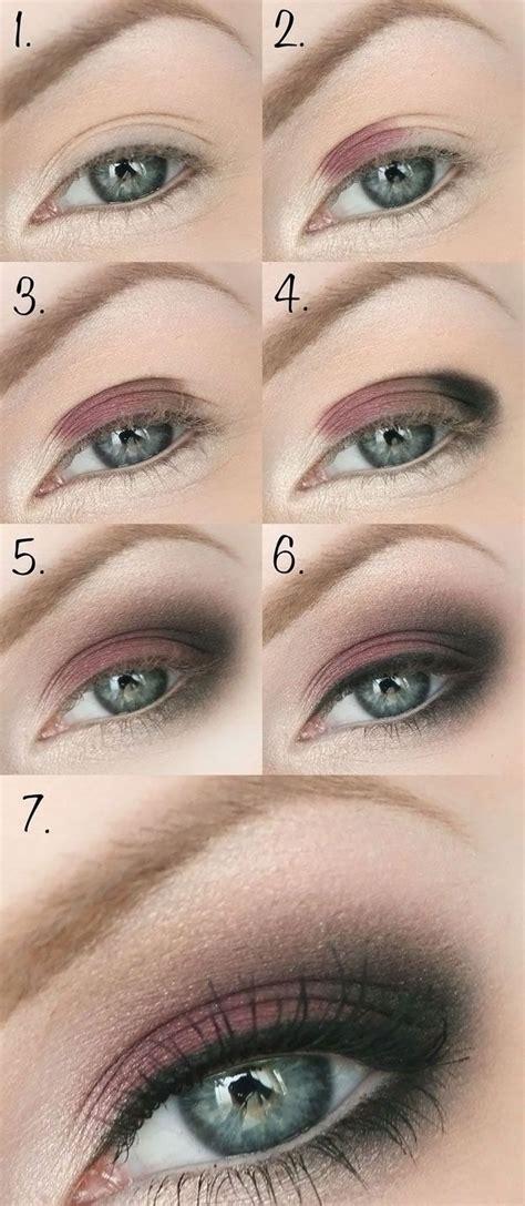 Вечерний макияж 35 фото с пошаговой инструкцией
