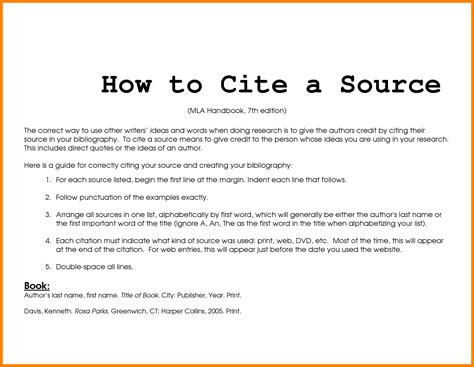 6 mla citation exles resume pictures