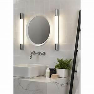Bad Und Spiegelleuchten : moderne led spiegelleuchte wandleuchte f rs bad chrom palermo led 600 wandleuchten ~ Michelbontemps.com Haus und Dekorationen