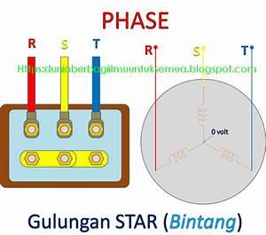 Wiring Diagram Rangkaian Stardelta Untuk Starting Motor 3ph
