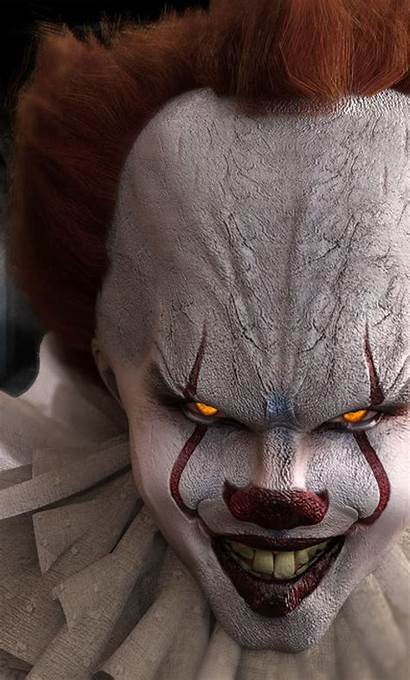 Pennywise Iphone Bill Clown Wallpapers Skarsgard Background
