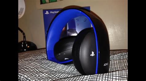 gaming headset ps4 test review mic test gold wireless stereo headset for ps4 ps3