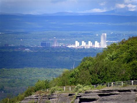 Panoramio - Photo of Downtown Albany from Thatchers park ...