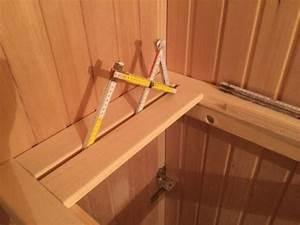 Sauna Selber Bauen Anleitung Pdf : saunabank aus abachi banklatten hausbau ein baublog ~ Lizthompson.info Haus und Dekorationen