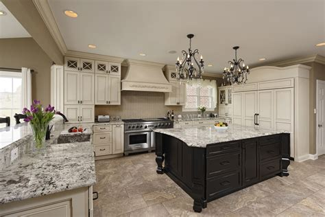 spectacular kitchen family room renovation in leesburg