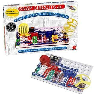 Electronic Snap Circuits Toys Games Learning