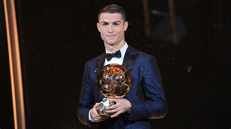 ballon dor weltfussballer cristiano ronaldo gewinnt vor