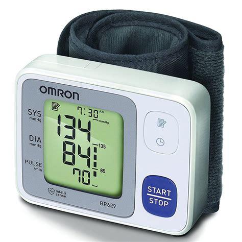 Omron 3 Series Wrist Blood Pressure Monitor (Model BP629N