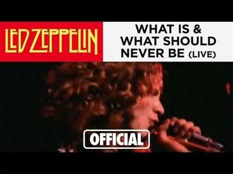Led Zeppelin  What Is & What Should Never Be  London. Receipt Format For Cheque Payment Template. Sample Budget For Grant Proposal. Sample Invitation Letter For Party Template. Online Diploma Free Certificates Template. Sample Resume For Bookkeeper Template. Regional Hse Manager Resume Template. Sign Up For Sports Template. Profit Loss Spreadsheet Template