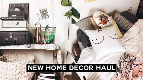 Home Decor 2018 Youtube : New Home Decor Haul (2018) • Imdrewscott
