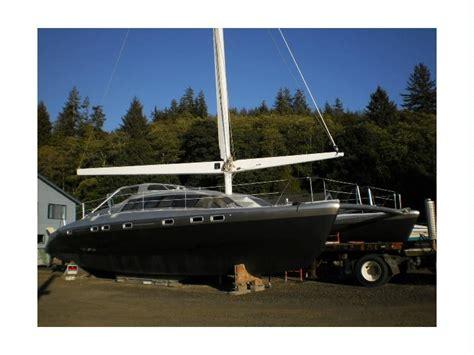Catamarans For Sale Washington State by Shuttleworth In Washington Catamarans Sailboat Used