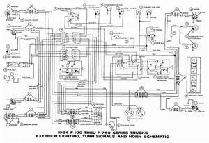1972 Ford Turn Signal Switch Wiring Diagram