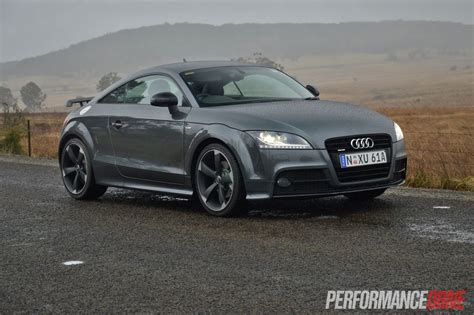 audi tt coupe   competition review video
