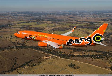 Mango Flights From Durban To Johannesburg