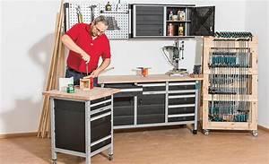 Werkstatt Einrichten Ideen : werkstatteinrichtung ~ Markanthonyermac.com Haus und Dekorationen