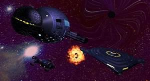 nightophodi: black holes in space