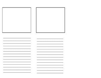 8 Blank Brochures Sle Templates Blank Brochure Template For Student Projects Teaching