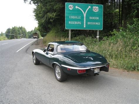 E-type Washington State Trip « The Motoring Enthusiast
