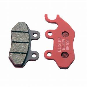 Front Replacement Prima Break Pads For Buddy 4t  Sym  Tgb