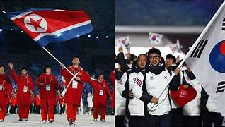 North Korea and South Korea plan joint march, unified teams for Tokyo 2020…