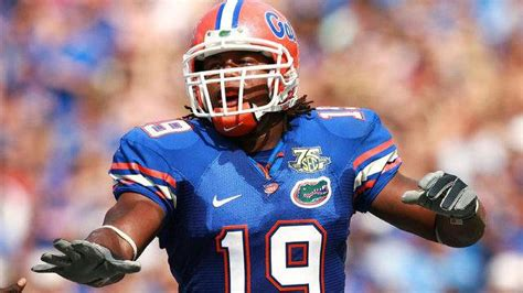 Former Florida Gator football player charged with murder ...