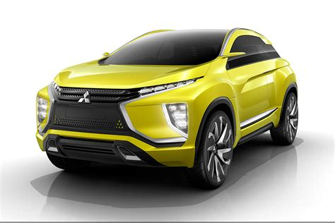 Mitsubishi to launch a new SUV every year until 2021