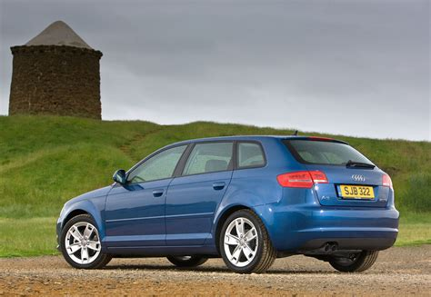 Audi A3 Sportback Review (2004 - 2013)