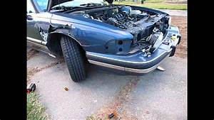How To Remove Rear Fender 2001 Buick Century