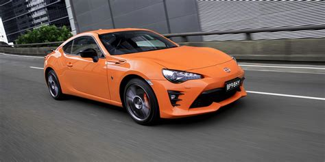 Toyota Photo by 2017 Toyota 86 Limited Edition Arrives In Australia From