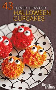 Wickedly Fun Halloween Cupcakes | Monsters, Cupcake ideas ...