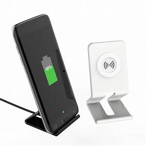 Iphone Wireless Charger : ultra thin qi wireless charger charging dock stand holder ~ Jslefanu.com Haus und Dekorationen
