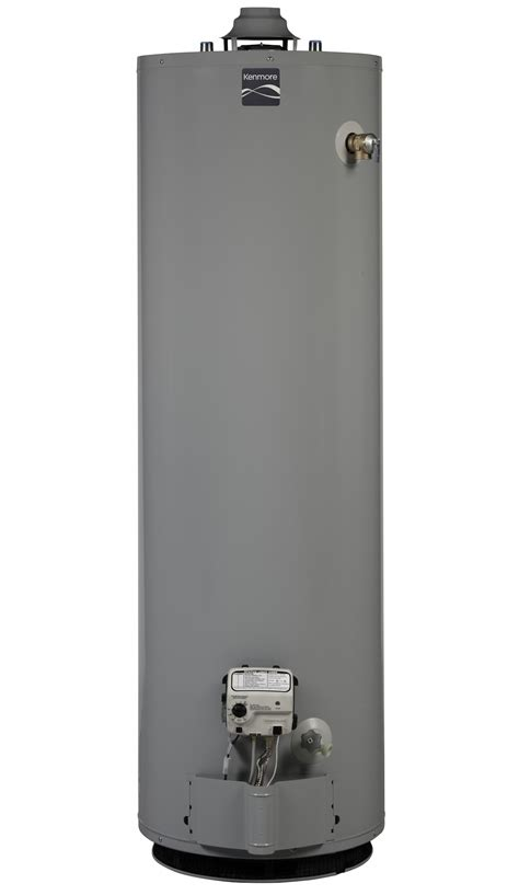 Kenmore 57641 40 Gal 6year Tall Natural Gas Water Heater
