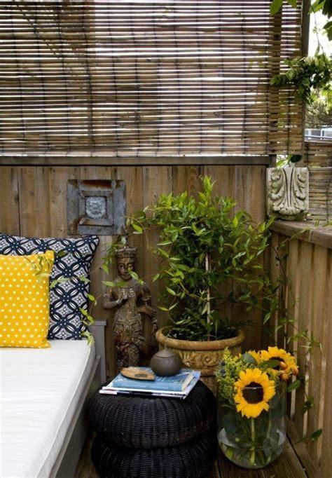 Brise Vue En Bambou Brise Vue Balcon Plantes Et Paravents En Bambou Plus Intimit 233