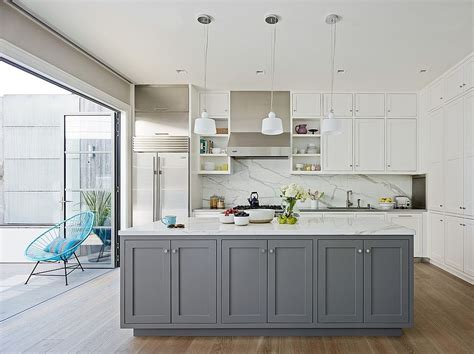 gray and white kitchen ideas and trendy 45 gray and white kitchen ideas