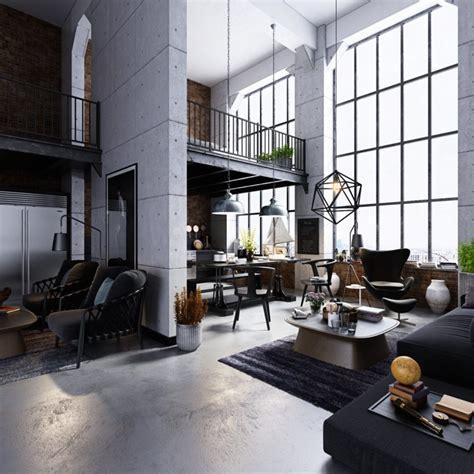 wohnzimmer industrial living room dusseldorf by what 39 s on industrial living rooms to